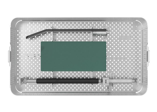 Sterilization Trays Without Table
